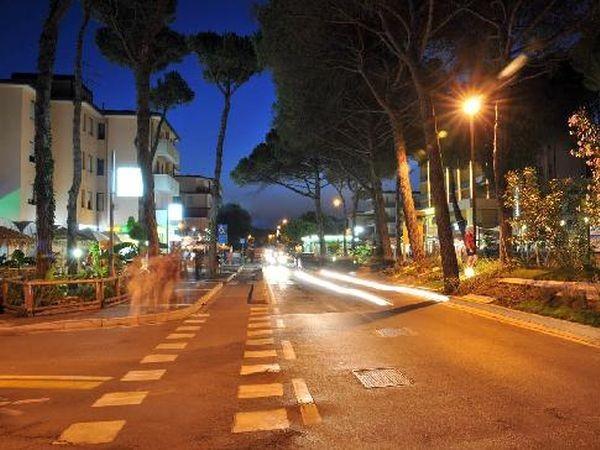Il territorio a Rosolina Mare